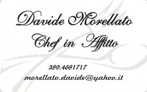 Cuoco a casa mia il tuo cuoco a domicilio a latina for Cucinare x celiaci